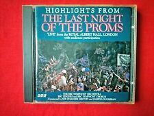 HIGHLIGHTS FROM THE LAST NIGHT OF THE PROMS - CD - BBC SYMPHONY ORCHESTRA LIVE