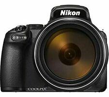 Nikon Coolpix P1000 Digital Bridge Camera - Black