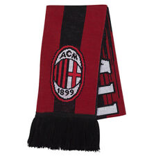 ACM AC MILAN 1899 Brand New Official Adidas Red White Black Scarf