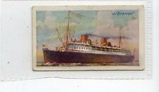 (Jd6533) SARONY,SHIPS OF ALL AGES,THE BREMEN,1929,#50