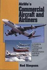 Airlife's Commercial Aircraft and Airliners: A Guide to Postwar-ExLibrary