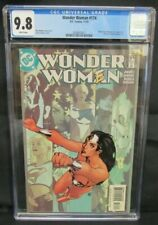 Wonder Woman #174 (2001) Beautiful Adam Hughes Cover DC CGC 9.8 C639
