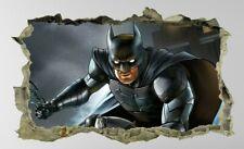 Batman,3D,Sticker,Decal,Superhero,Kids,Wall Art,Decor