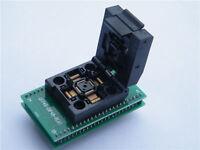 LQFP48 TQFP48 QFP48 to DIP 7x7 mm 0.5Pitch IC Socket Program Programming Adapter
