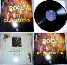 WALDO DE LOS RIOS -LP 33t- NOEL L'Enfant au Tambour, Noël Blanc, Vive le Vent 73