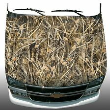 Obliteration tallgrass camo hunting Hood Wrap Wraps Vinyl Decal Graphic