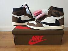 Nike CD4487-100 Air Jordan 1 Retro High Travis Scott US 10