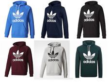 Adidas Originals Trefoil Logo Hoodies / sweatshirts 5 colours and 4 sizes