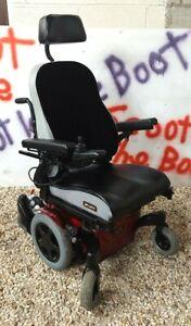 QUICKIE M2 6 wheel Powerchair Lights, Jay Comfort Seat. BRAND NEW BATTERIES