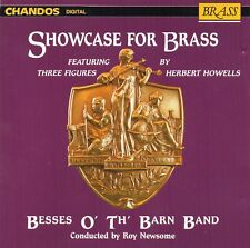 Besses O' Th' Barn Brass Band - Showcase for Brass - Howells / Bliss / Howarth +