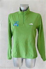pull polaire vert ultra trail du Mont Blanc THE NORTH FACE TKA 100  T M/M