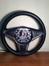BMW 5 SERIES E60 E61 Sport MULTIFUNCTION STEERING WHEEL