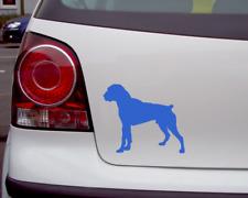Boxer Hunde Aufkleber Autoaufkleber Sticker