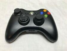 Microsoft Xbox 360 Wireless Controller Gamepad Black