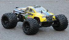 XTC RC Mega Monster Truck hacker brushless 1:8 4wd rtr 80km/h 2,4ghz Wheelie bar