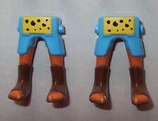 16410 Piernas gladiador 2u playmobil,leg,gladiator
