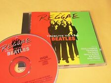 CD / A REGGAE TRIBUTE TO THE BEATLES / EMPORIO EMPRCD584 / 1995 M/NM roots dub