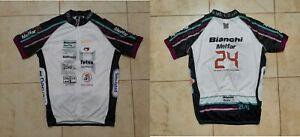 Bianchi Melfar 24 Hour Cycling Challenge Cycling Shirt Size 2XL Jersey Cycle