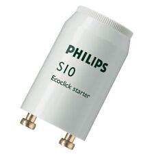 X 1 Philips S10 Tube Fluorescent Démarreur 4-65W (= Fsu ) Ecoclick 14w 18w 36w