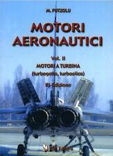 MOTORI AERONAUTICI  MOTORI A TURBINA