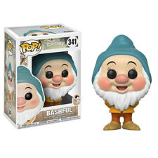 Disney Snow White and the Seven Dwarfs Pop! Vinyl Figure - Bashful