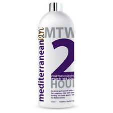 Mediterranean Spray Tan -2 Hour Medium  1L Violet Base