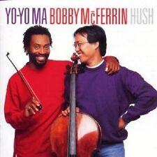"""YO-YO MA & BOBBY MCFERRIN """"HUSH"""" CD NEU"""