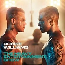 ROBBIE WILLIAMS (THE HEAVY ENTERTAINMENT SHOW - CD SEALED + FREE POST)