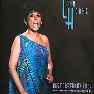 Lena Horne   One More For My Baby CD