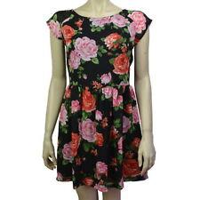 Polyester Tea Dresses Summer's