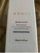 New In Box Monat Be Balanced Foamy Cleanser 120 ml. 4 fl. oz Sealed