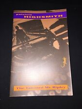 The Talented Mr. Ripley by Patricia Highsmith Movie Promotional Book New
