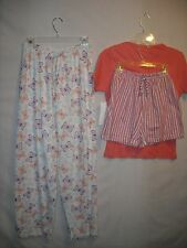 Cool Clothing 3-PC pajama set, Small New
