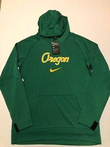 NIke Oregon Ducks Pullover Hoodie NCAA Dri-FIT Men's Size: 3XL 2018 NWT