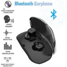 Wireless Mini TWS Twins True In-ear Stereo Bluetooth Earphones Earbuds Headset