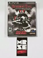 Resident Evil: Operation Raccoon City Special Edition PlayStation 3, 2012 New