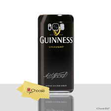 Beer Case/Cover For Samsung Galaxy S8 Plus (G955) / Screen Protector / Guinness