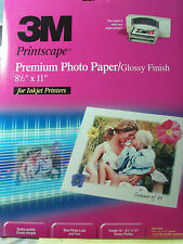 Photo Paper Glossy Finish 3M Premium ,(**)