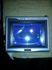 TELEVISORE A COLORI NOSE TV LCDTV5 DA VIAGGIO 12V PER RICAMBI