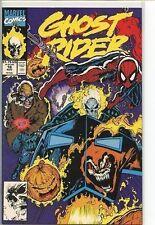 Ghost Rider 1990 series # 16 near mint comic book