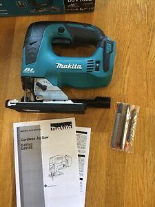 Makita 18v brushless jigsaw DJV182Z new boxed
