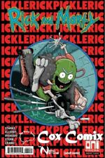 Rick and Morty #35 Alex Cormack's Variant Amazing Spider-man 300 Homage