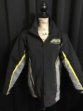 MOUNTAIN MOTORSPORTS Racing Rain Jacket MONSTER ENERGY Hot Shoppe Designs -Small