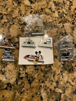 Disney WDW Monorail Pin Collection Mystery Tin 8 Pins
