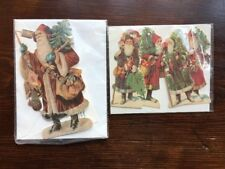 Winslow Papers Die Cut Stand Up Christmas Decor and Ornaments NEW