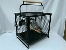 African Grey Parrot Traveller - Parrot Travel Carry Carrier Cage