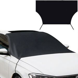 For Lincoln Car Cover Snow Shade Windshield Cover Ice Frost Freeze Protector