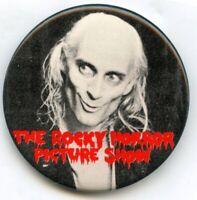 Riff Raff Rocky Horror Picture Show Vintage Pinback Button Film Pin Movie BL470