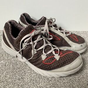 BROOKS Green Silence Lightweight Running Trainers Racing Shoes Lace-up 8/42.5