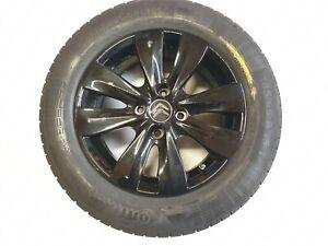 "Genuine Citroen 15"" Alloy Wheel with Tyre 185/65 R15 4 Stud 6Jx15 9685691980"